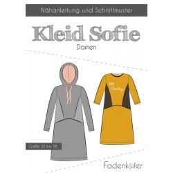 PAPIERSCHNITTMUSTER Kleid Sofie Damen
