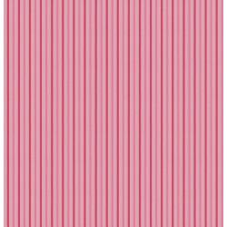 Stoff Baumwolle KIM Streifen auf rosa