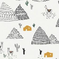 Baumwollstoff Art Gallery - Capsule Pacha - Inti Wasi