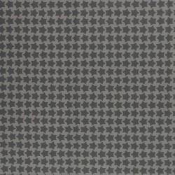Stoff lebensmittelecht beschichtet - Farbenmix Staaars - grau/dunkelgrau