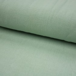 Sherpa Baumwollfleece mint