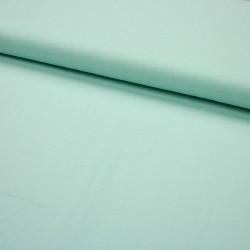 Stoff garngefärbte Baumwolle Popeline azure