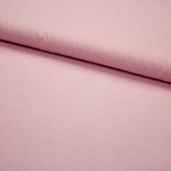 Stoff garngefärbte Baumwolle Popeline rosa