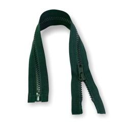 Reißverschluss teilbar 35cm dunkelgrün