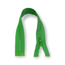 Reißverschluss teilbar 35cm grün