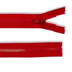 Reißverschluss teilbar 65cm dunkelrot