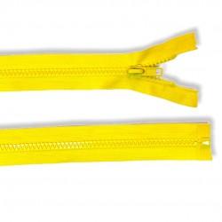 Reißverschluss teilbar 50cm gelb