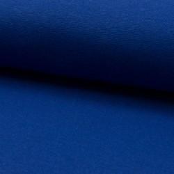 Bündchen Stoff glatt royalblau