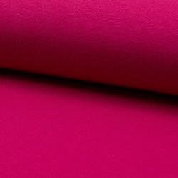 Bündchen Stoff glatt pink