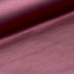 Kunstleder Lederimitat kupfer rot metallic
