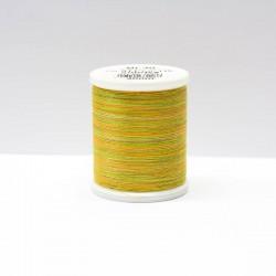 Cotona 30 Multicolor Stick- und Quiltgarn Farbe Sunrise