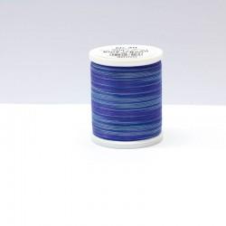 Cotona 30 Multicolor Stick- und Quiltgarn Farbe Lagoon