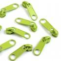 Zipper für 5mm Schiene lime
