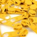 Zipper für 5mm Schiene gelb