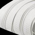 Reißverschluss endlos 3mm Schiene weiß