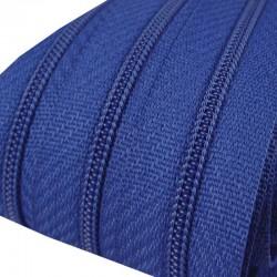 Reißverschluss endlos 3mm Schiene blau