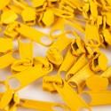 Zipper für 3mm Schiene gelb