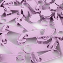 Zipper für 3mm Schiene flieder