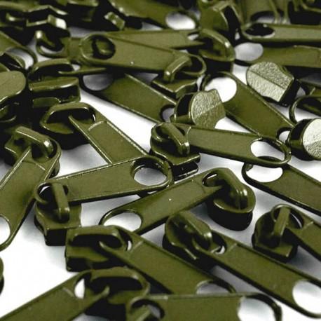 Zipper für 3mm Schiene advocado