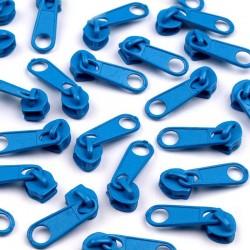 Zipper für 3mm Schiene aqua