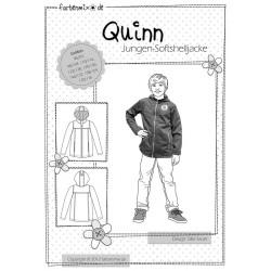 Softshelljacke Quinn Papierschnittmuster