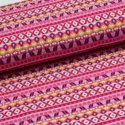 Modal Sweat Ikatarina by JoliJou Stripes pink