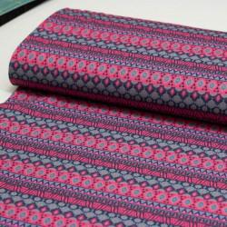 Modal Sweat Ikatarina by JoliJou Stripes rot