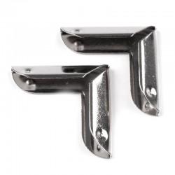 Taschenecken Metallecken 19 x 19mm
