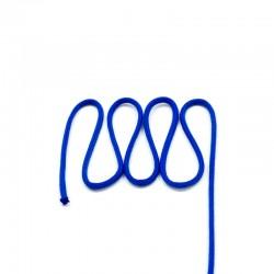 Baumwollkordel rund 6mm blau