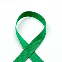 Gurtband 25mm grün