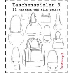 Taschensspieler CD 3 Farbenmix 11 Taschensschnittmuster