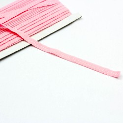 elastisches Einfassband Schlüpferband 12mm breit rosa