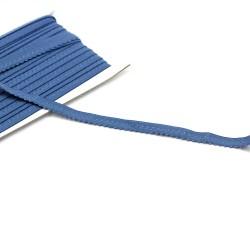 elastisches Einfassband Schlüpferband 12mm breit jeans