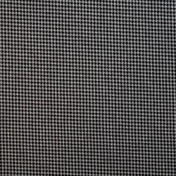 Isabel, Jacquard-Jersey, Hahnentritt, schwarz/weiß