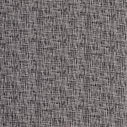 Stoff Baumwolljersey Vera Criss Cross grau schwarz