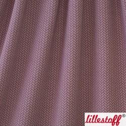 Stoff Stepper in Knit Optik von Lillestoff altrosa