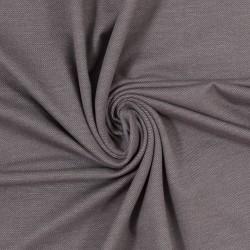 Stoff Denimjersey Austin jeansoptik grau meliert