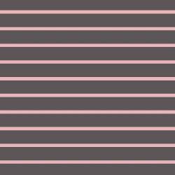 Stoff Sweat French Terry Streifen grau rosa