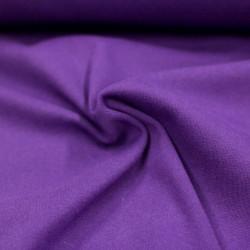 Bündchen Stoff Anni violett