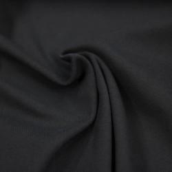 Bündchen Stoff Anni schwarz