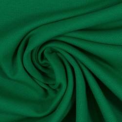 Bündchen Stoff glatt grasgrün Heike