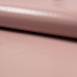 Kunstleder Lederimitat Lackleder rosa