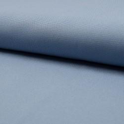 Canvas Stoff UNI jeansblau