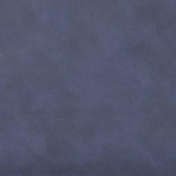 Kunstleder in schwerer Qualität blau