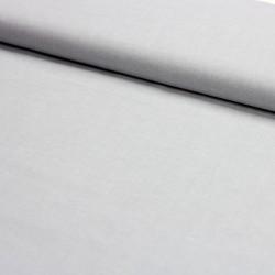 Stoff garngefärbte Baumwolle Popeline grau