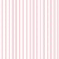 Stoff Baumwolle Popeline Streifen 3mm rosa