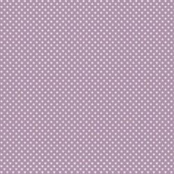 Stoff Baumwolle Mini Sterne 0,3cm flieder