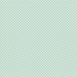 Stoff Baumwolle Mini Sterne 0,3cm mint