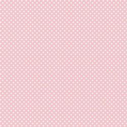 Stoff Baumwolle Mini Sterne 0,3cm rosa