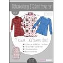 A-Linien Kleid/ TunikaTessa- DIN A 0 Schnittmuster und Anleitung als Broschüre